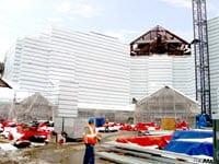 fire retardant construction safety