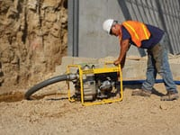 construction pump rentals