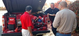 construction equipment rentals training