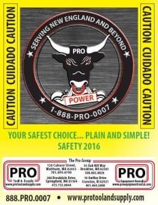 construction safety catalog