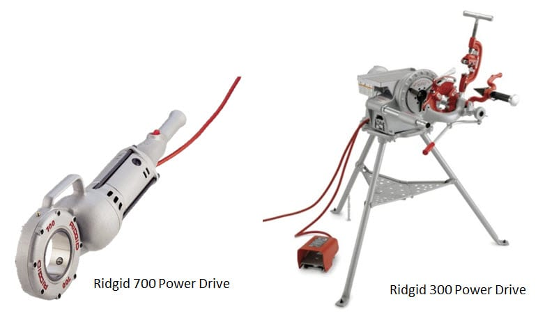 Ridgid Electrical Equipment