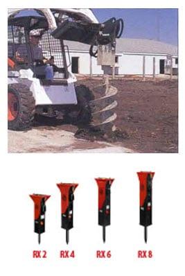 Excavation equipment attachments