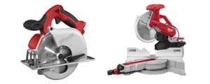 power tool saws