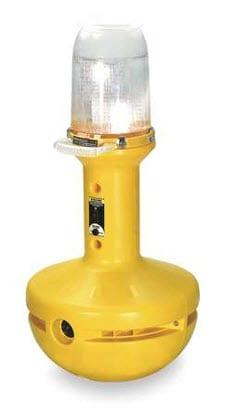 wobble light construction lighting
