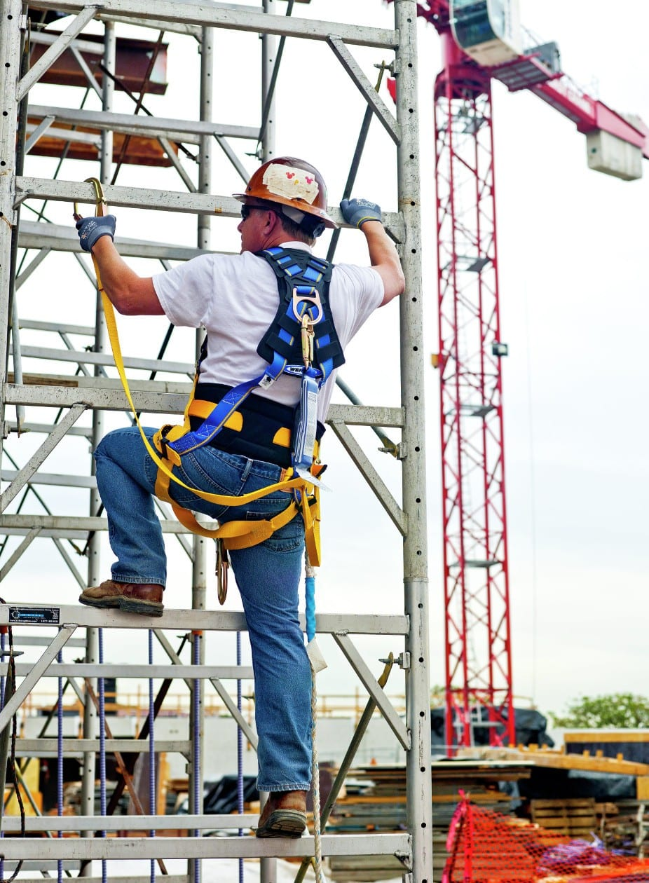 construction safety falls Today we will take a look at fall hazards in the first of our four-part series on construction safety and some of the main causes of construction site falls.