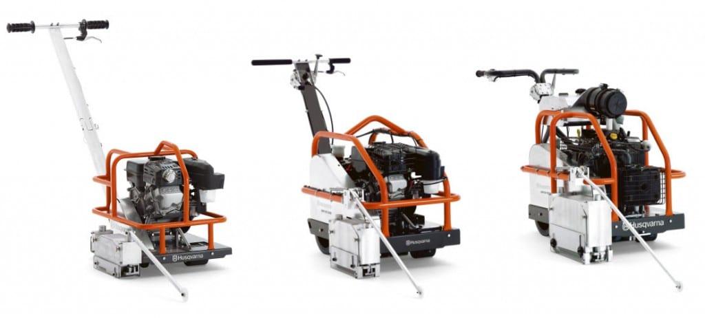 concrete cuttting equipment