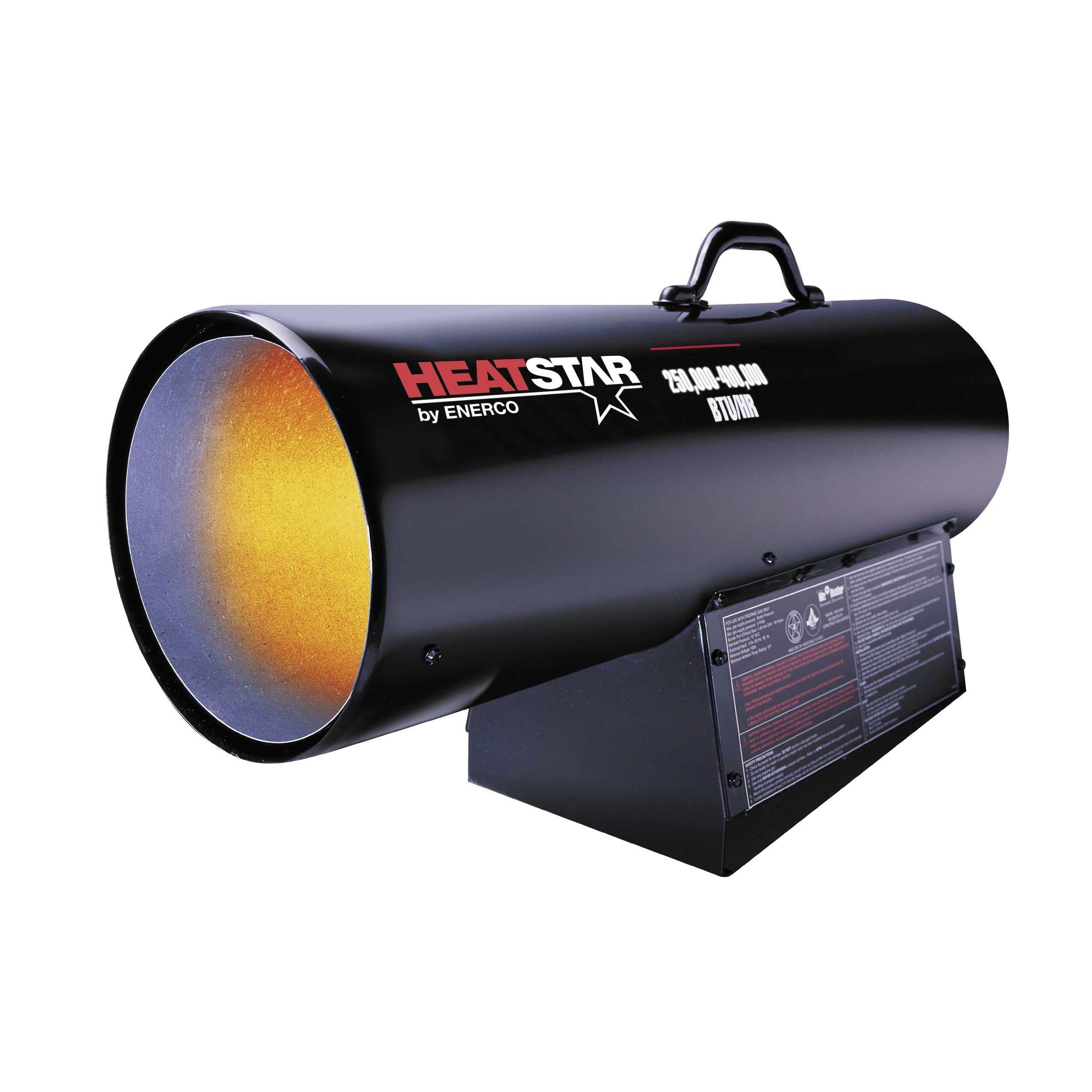 garage ts heater propane