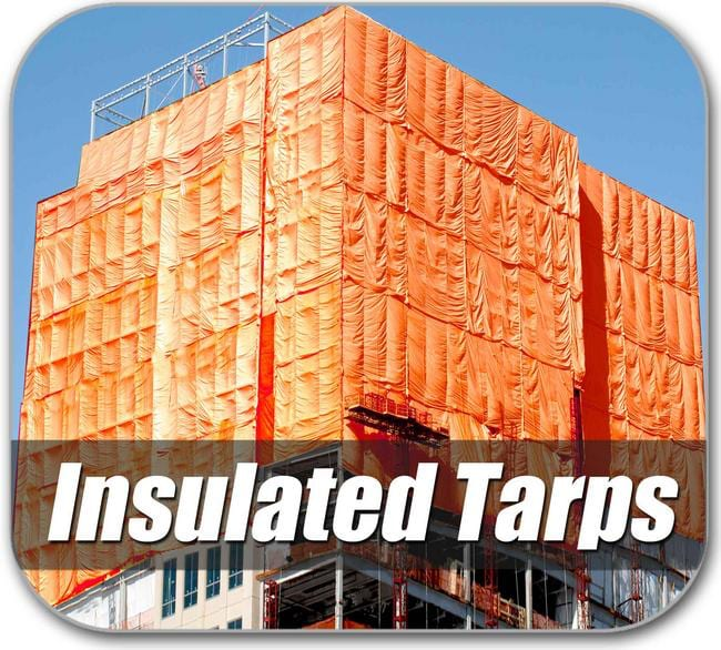 insulated tarps