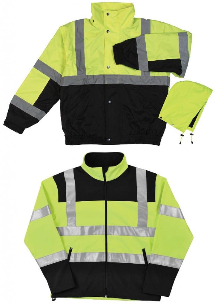 construction bomber jackets