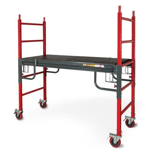 MetalTec Baker Staging Unit