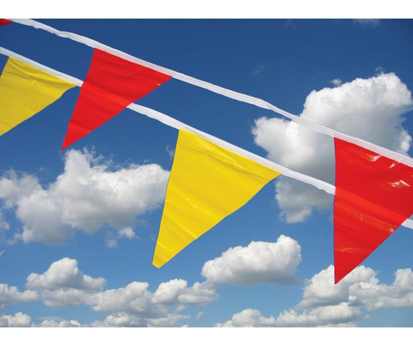 National Marker Perimeter Flagging