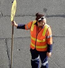 asphalt paving safety