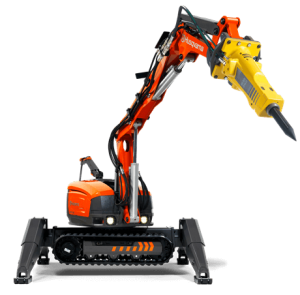 robotic demolition equipment
