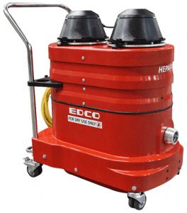 EDCO 200 CFM Vacuum
