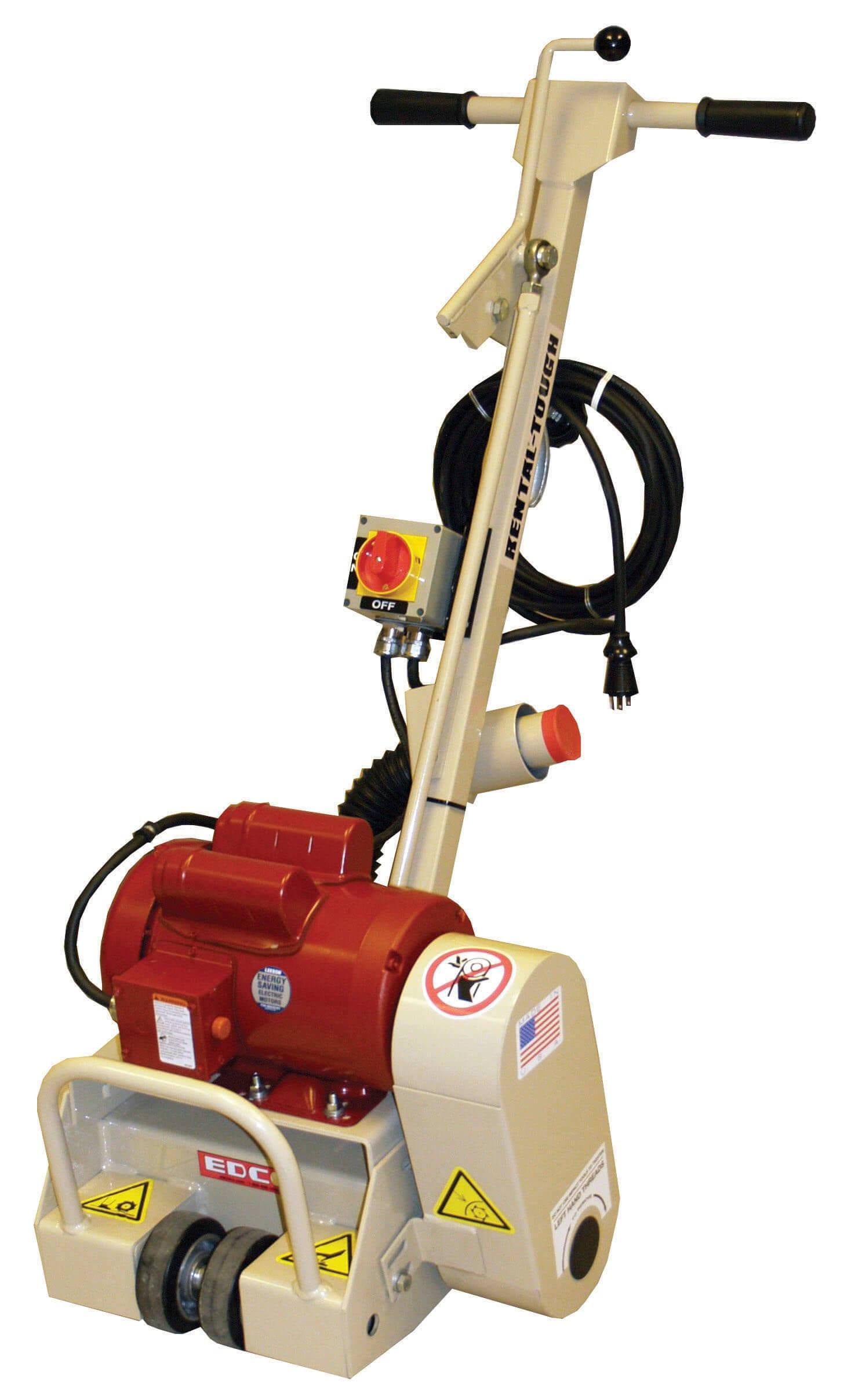 Concrete Floor Grinder Scarifier Pro Equipment Group