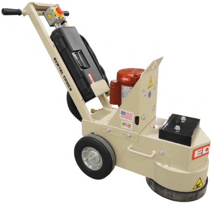 Concrete Floor Grinder/Scarifier   Pro Equipment Group